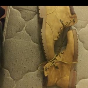 Women's work style boots
